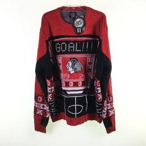 NHL Chicago Blackhawk Ugly H316116